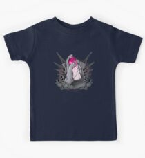 Graffiti Heraldry Kids Tee