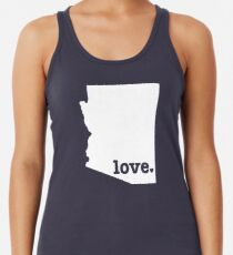 Arizona Love Racerback Tank Top