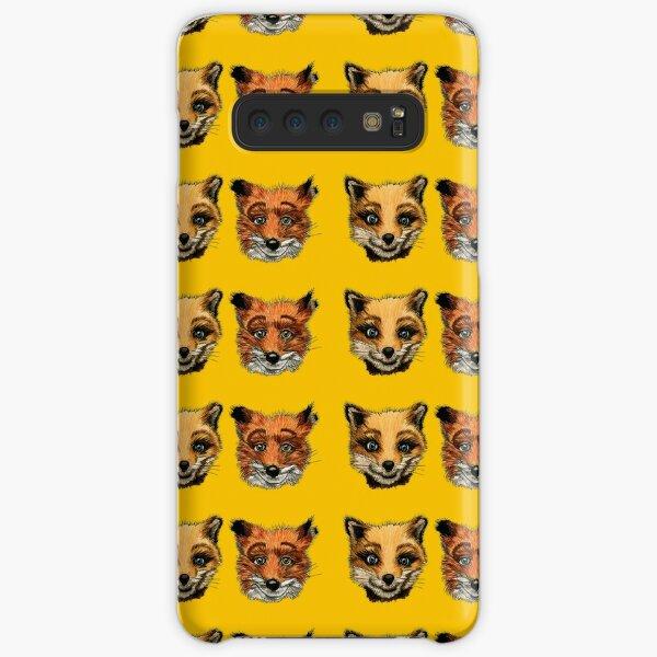 Mr. and Mrs. Fox Samsung Galaxy Snap Case