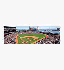AT&T Park SFG Picture Photographic Print