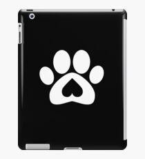 Paw Print iPad Case/Skin