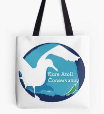 Kure Atoll Conservancy Tote Bag