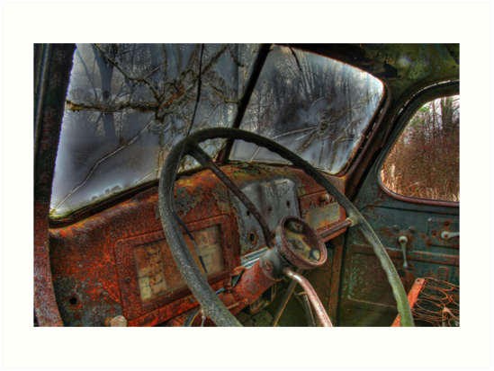 Inside The Cab by BigD