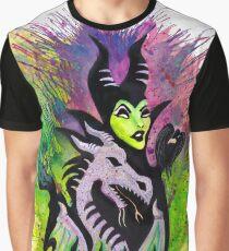 Maleficents Haustiere Grafik T-Shirt