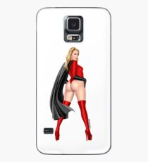 Super Mia Malkova ( Red )© XERACX Case/Skin for Samsung Galaxy