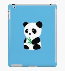 Panda with bamboo iPad Case/Skin