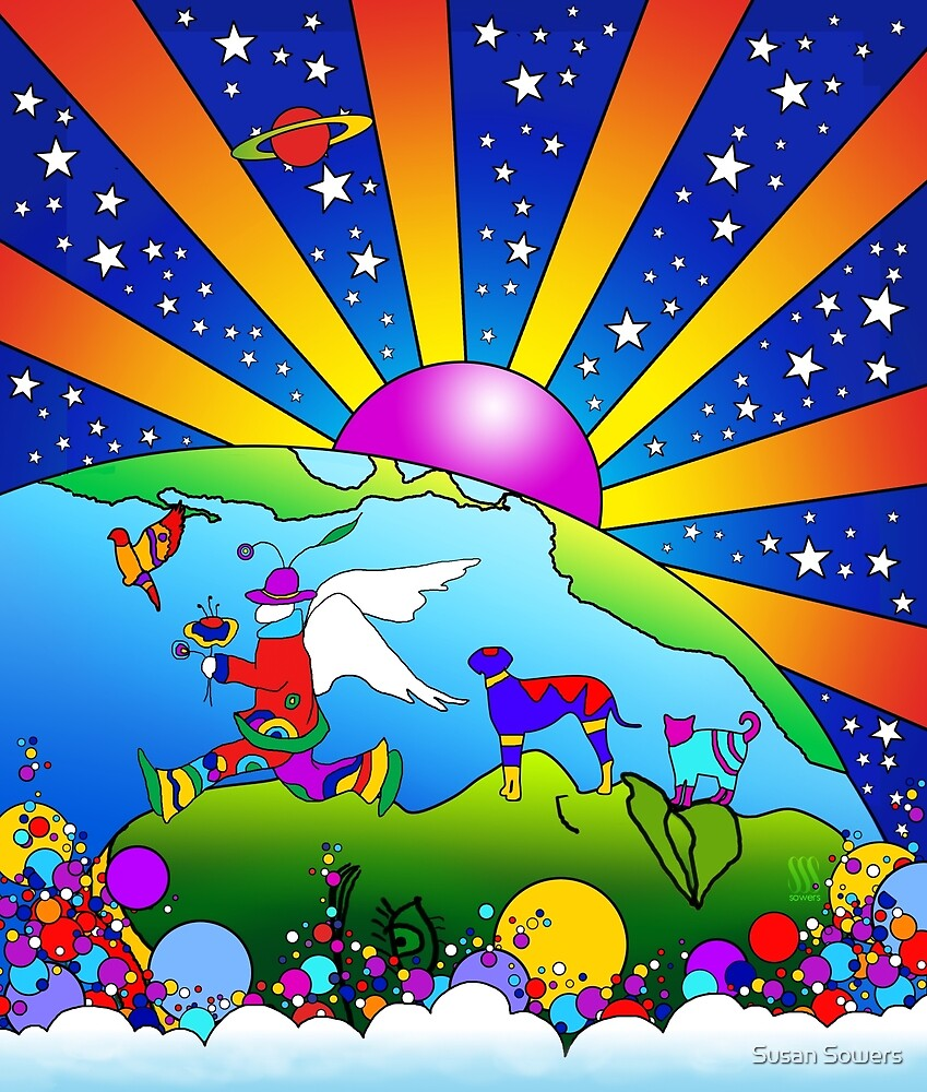 Cosmic Pet World by Susan Sowers