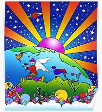 Cosmic Pet World Poster