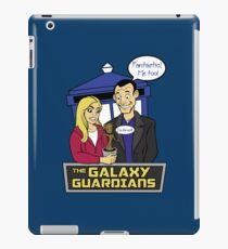 The Galaxy Guardians iPad Case/Skin