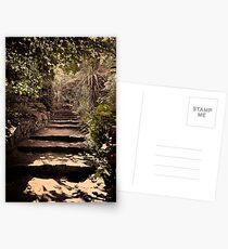 Fitzroy Gardens Postcards