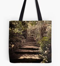 Fitzroy Gardens Tote Bag