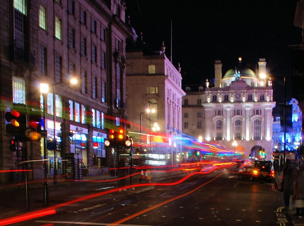 London Traffic #3 by Martin Kirkwood (photos)
