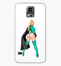 Super Anikka Albrite ( Teal ) © XERACX Case/Skin for Samsung Galaxy