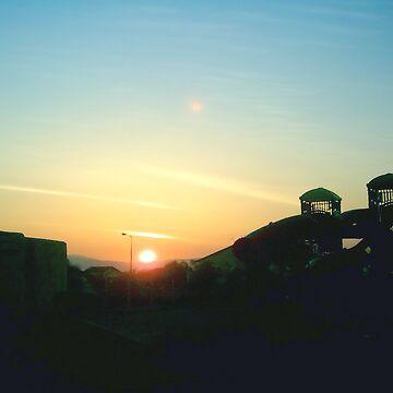 sunsets V by guynatav