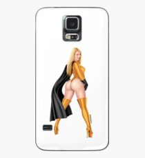 Super Anikka Albrite ( Gold ) © XERACX Case/Skin for Samsung Galaxy
