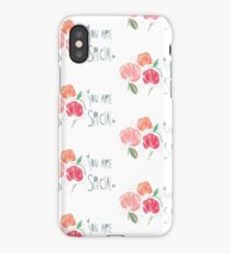 YOU ARE SPECIAL iPhone Case/Skin