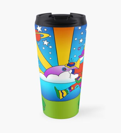 It's Not the End, It's Only the Beginning Travel Mug