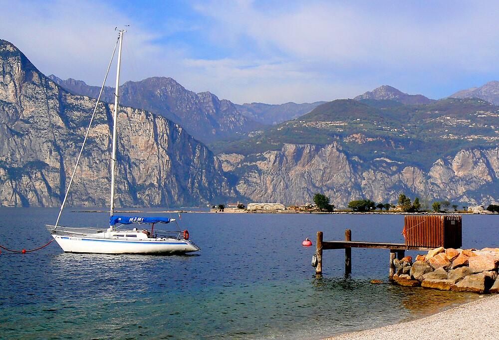Lake Garda. Italy by JPPhotography