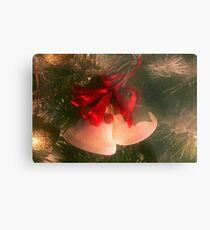 Jingle Bells Metal Print