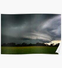 Caboolture Storm Poster