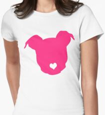 Hot Pink Dog T-Shirt