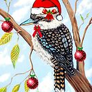 Dressed for the Christmas Ball by Linda Callaghan