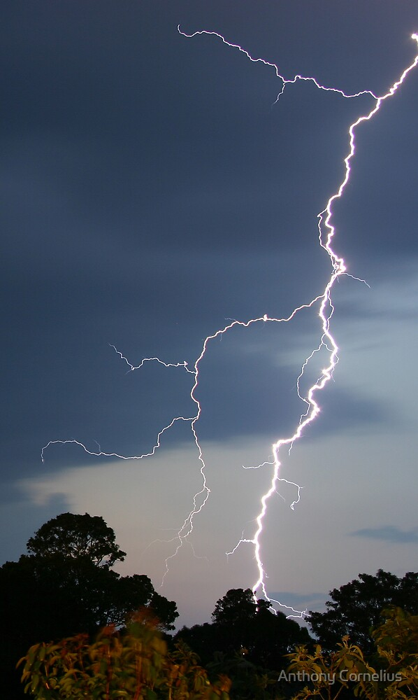 Daytime Lightning by Anthony Cornelius