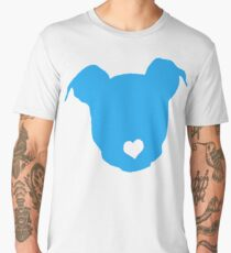 Sky Blue Dog Men's Premium T-Shirt