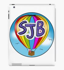 Design Competition Runner Up - Hot Air Balloon iPad Case/Skin