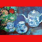 Tea For Two 2 by Maria Pace-Wynters