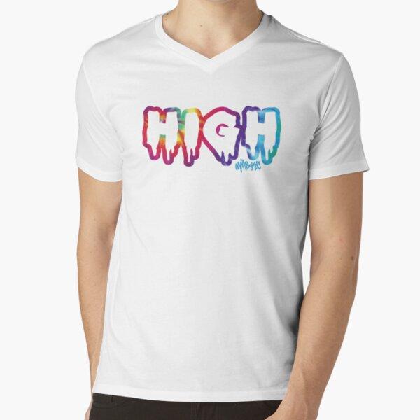 High V-Neck T-Shirt