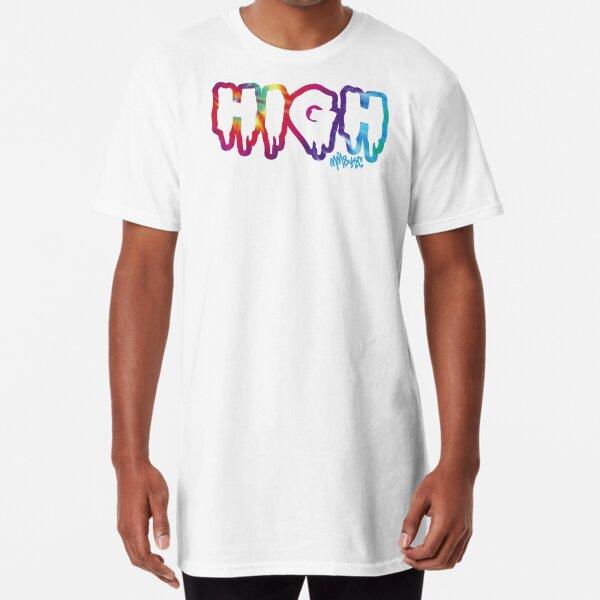 High Long T-Shirt