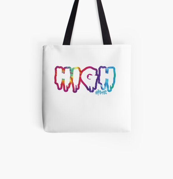 High All Over Print Tote Bag