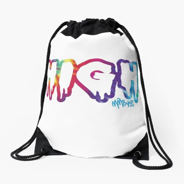High Drawstring Bag