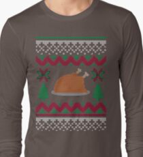 Knitted Chicken T-Shirt