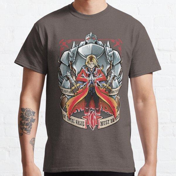 Brotherhood - FullMetal Alchemist Classic T-Shirt