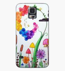 Surreal garden Case/Skin for Samsung Galaxy