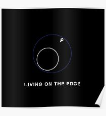 Fortnite Living on the Edge Poster