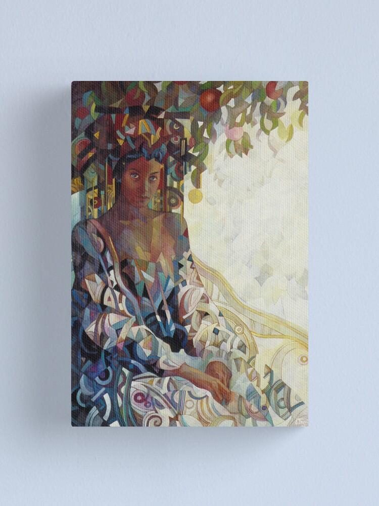 Alternate view of Turandot Canvas Print