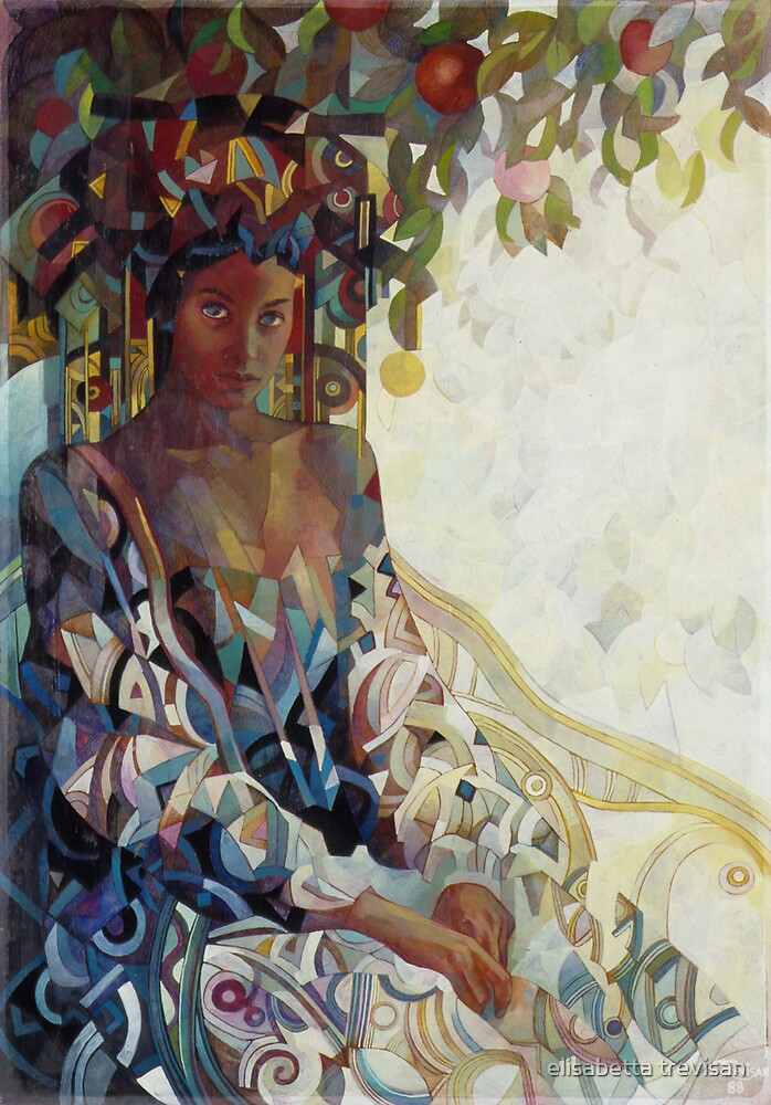 Turandot by elisabetta trevisan