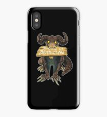 deathclaw - kohlrabi till the kohlrabi's gone. Will you pluck me before the dust  iPhone Case/Skin