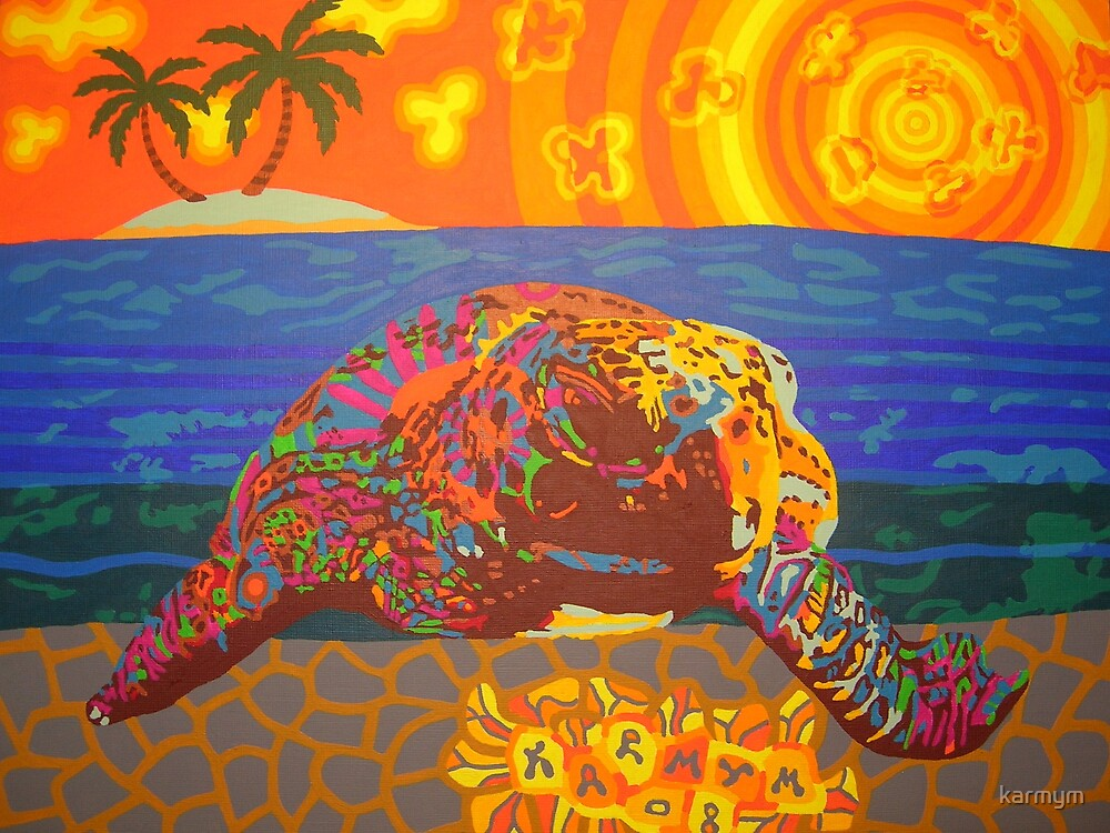 turtle - 2008 by karmym