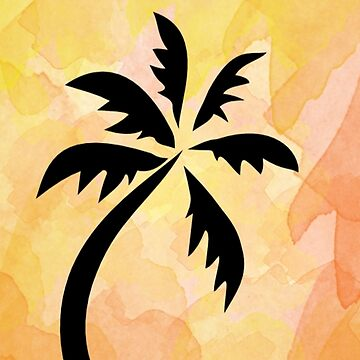 Tropical Tree by CutlineDesigns