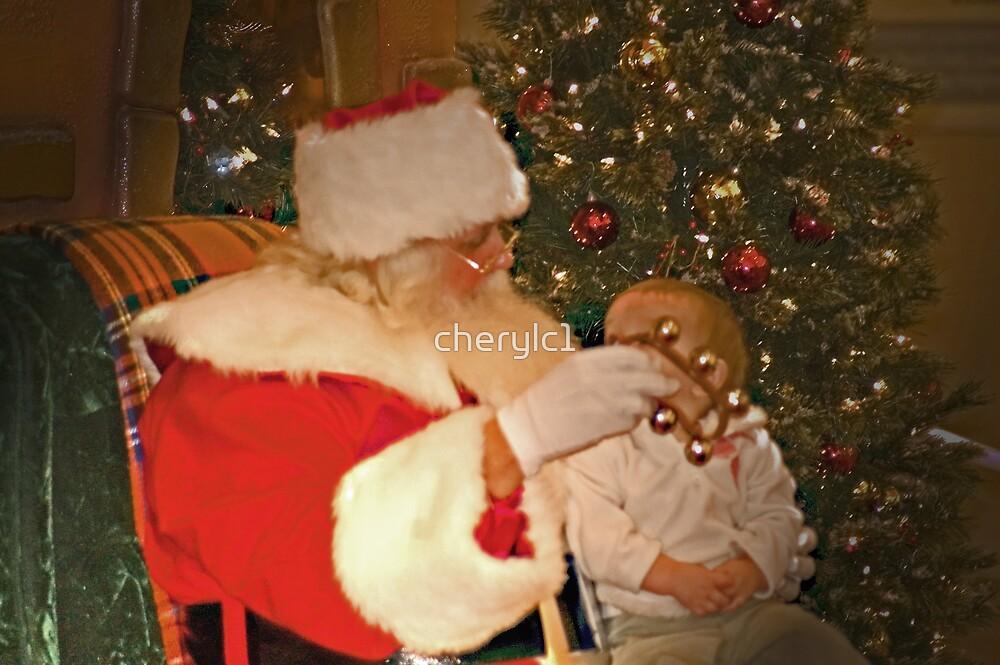 A visit to see Santa by cherylc1