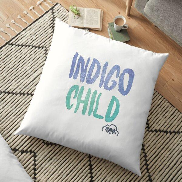 Indigo Child Floor Pillow