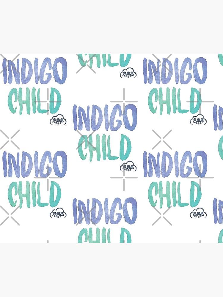 Indigo Child by kushcommon