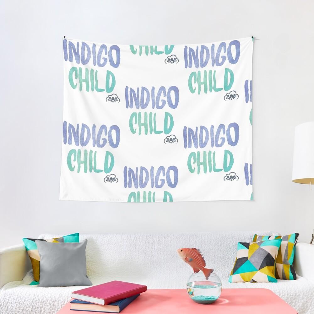 Indigo Child Tapestry