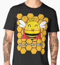 Be Your Own Hero Men's Premium T-Shirt