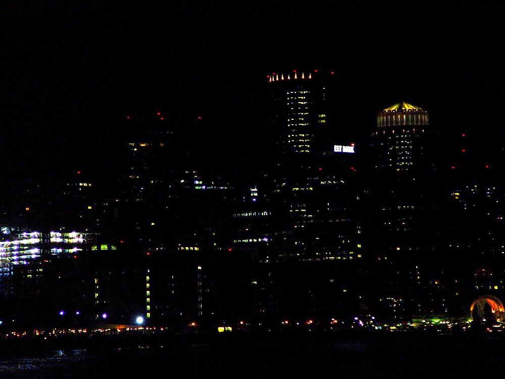 Moonless Night by marreah