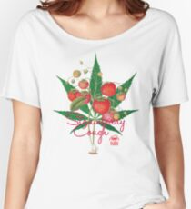 Strawberry Cough Relaxed Fit T-Shirt